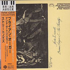 BRIAN AUGER & THE TRINITY / STREETNOISE の商品詳細へ