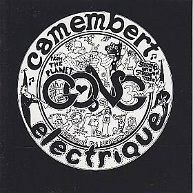 GONG / CAMEMBERT ELECTRIQUE の商品詳細へ