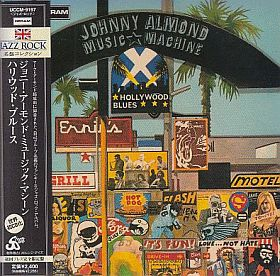 JOHNNY ALMOND MUSIC MACHINE / HOLLYWOOD BLUES の商品詳細へ