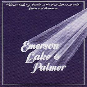 EL&P(EMERSON LAKE & PALMER) / WELCOME BACK MY FRIENDS TO THE SHOW THAT NEVER ENDS の商品詳細へ