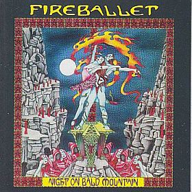 FIREBALLETT / NIGHT ON BALD MOUNTAIN の商品詳細へ