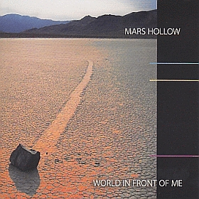 MARS HOLLOW / WORLD IN FRONT OF ME の商品詳細へ