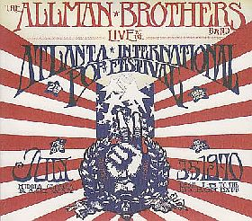 ALLMAN BROTHERS BAND / LIVE AT THE ATLANTA INTERNATIONAL POP FESTIVAL の商品詳細へ