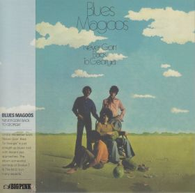 BLUES MAGOOS / NEVER GOIN' BACK TO GEORGIA の商品詳細へ
