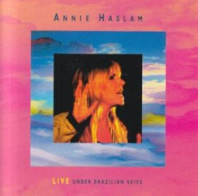 ANNIE HASLAM / LIVE: UNDER BRAZILIAN SKIES の商品詳細へ