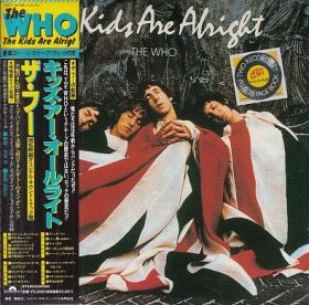 THE WHO / KIDS ARE ALRIGHT の商品詳細へ