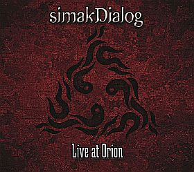 SIMAK DIALOG / LIVE AT ORION の商品詳細へ
