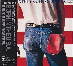 BRUCE SPRINGSTEEN / BORN IN THE U.S.A. の商品詳細へ