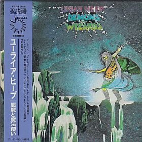 URIAH HEEP / DEMONS AND WIZARDS の商品詳細へ