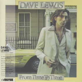 DAVE LEWIS / FROM TIME TO TIME の商品詳細へ