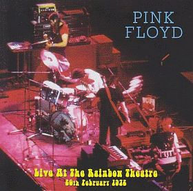 PINK FLOYD / LIVE AT THE RAINBOW THEATRE: 20TH FEBURARY 1972 の商品詳細へ