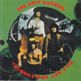 SOFT MACHINE / VOLUMES ONE and TWO の商品詳細へ