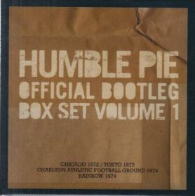 HUMBLE PIE / OFFICIAL BOOTLEG BOX SET VOLUME ONE の商品詳細へ