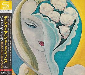 DEREK & THE DOMINOS / LAYLA の商品詳細へ