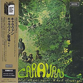 CARAVAN / IF I COULD DO IT ALL OVER AGAIN I'D DO IT ALL OVER YOU の商品詳細へ