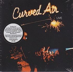 CURVED AIR / LIVE の商品詳細へ