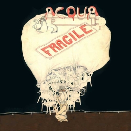 ACQUA FRAGILE / A NEW CHANT の商品詳細へ