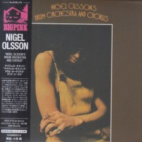 NIGEL OLSSON / NIGEL OLSSON'S DRUM ORCHESTRA AND CHORUS の商品詳細へ