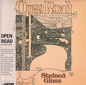 STAINED GLASS / OPEN ROAD の商品詳細へ