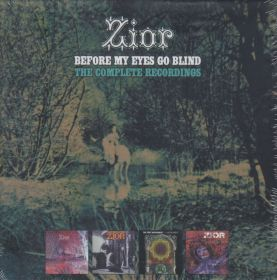 ZIOR / BEFORE MY EYES GO BLIND - THE COMPLETE RECORDINGS の商品詳細へ