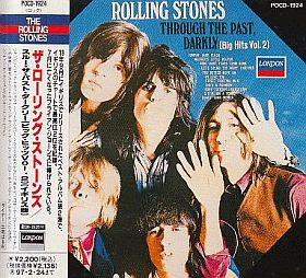 ROLLING STONES / THROUGH THE PAST DARKLY (BIG HITS VOL.2) の商品詳細へ