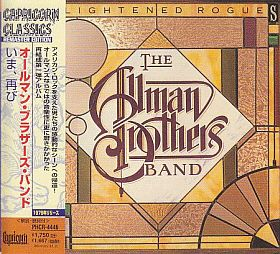 ALLMAN BROTHERS BAND / ENLIGHTENED ROGUES の商品詳細へ