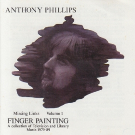 ANTHONY PHILLIPS / FINGER PAINTING の商品詳細へ