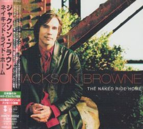 JACKSON BROWNE / NAKED RIDE HOME の商品詳細へ