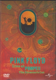 PINK FLOYD / LIVE AT POMPEII DIRECTOR'S CUT の商品詳細へ