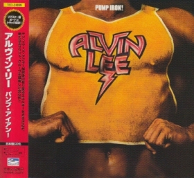 ALVIN LEE / PUMP IRON の商品詳細へ