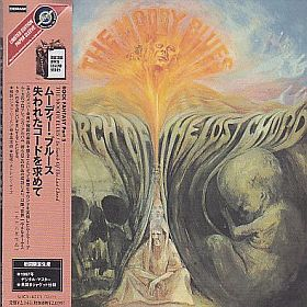 MOODY BLUES / IN SEARCH OF THE LOST CHORD の商品詳細へ