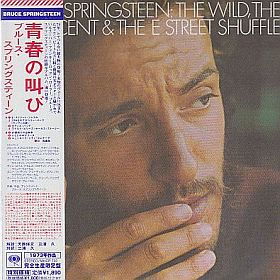 BRUCE SPRINGSTEEN / WILD THE INNOCENT AND THE E STREET SHUFFLE の商品詳細へ