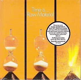 RAW MATERIAL / TIME IS... の商品詳細へ