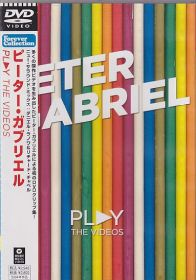 PETER GABRIEL / PLAY THE VIDEOS の商品詳細へ
