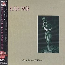 BLACK PAGE / OPEN THE NEXT PAGE の商品詳細へ