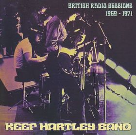 KEEF HARTLEY BAND / BRITISH RADIO SESSIONS 1969-1971 の商品詳細へ