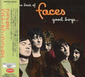 FACES / BEST OF FACES: GOOD BOYS WHEN THEY'RE ASLEEP の商品詳細へ