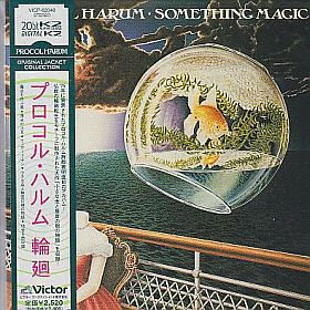 PROCOL HARUM / SOMETHING MAGIC の商品詳細へ