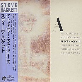 STEVE HACKETT / A MIDSUMMER NIGHT'S DREAM の商品詳細へ