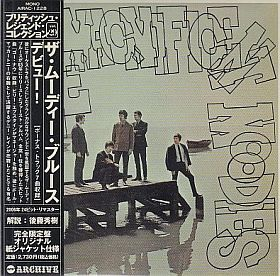 MOODY BLUES / MAGNIFICENT MOODIES の商品詳細へ