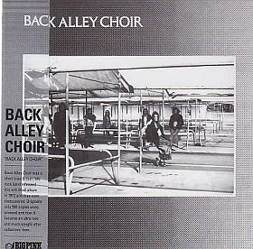 BACK ALLEY CHOIR / BACK ALLEY CHOIR の商品詳細へ