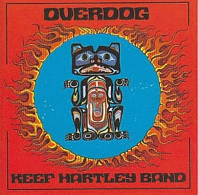 KEEF HARTLEY BAND / OVERDOG の商品詳細へ