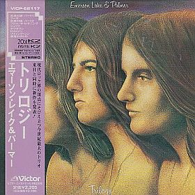 EL&P(EMERSON LAKE & PALMER) / TRILOGY の商品詳細へ