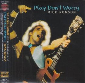 MICK RONSON / PLAY DON'T WORRY の商品詳細へ