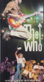 THE WHO / THIRTY YEARS OF MAXIMUM R&B の商品詳細へ