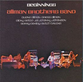 ALLMAN BROTHERS BAND / BEGINNINGS の商品詳細へ