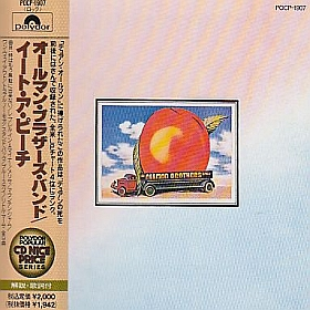 ALLMAN BROTHERS BAND / EAT A PEACH の商品詳細へ