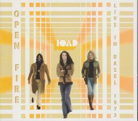 TOAD / OPEN FIRE: LIVE IN BASEL 1972 の商品詳細へ