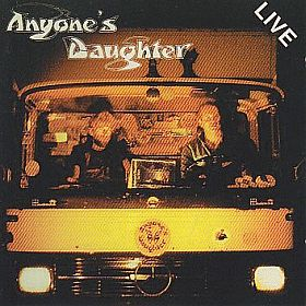 ANYONE'S DAUGHTER / LIVE の商品詳細へ