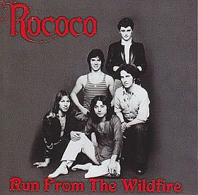 ROCOCO / RUN FROM THE WILDFIRE の商品詳細へ